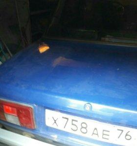 Автомобиль ваз 21053