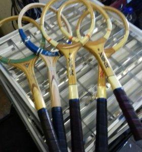 Теннисные ракетки СССР