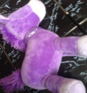 Плюшевый пони