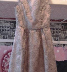 Платье нарядное (органза)