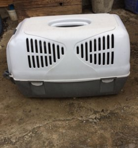 Клетка для перевозки домашних животных