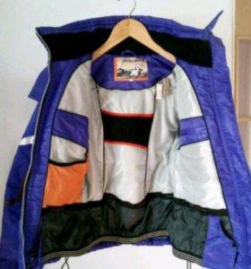 Куртка горнолыжная, подростковая