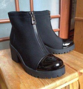Новые моднейшие ботинки