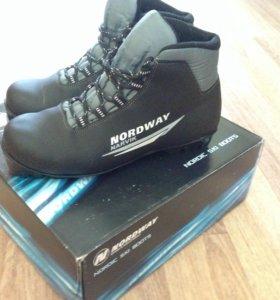 Лыжная обувь Nordway