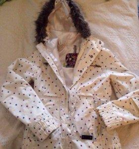 Куртка зимняя Burton
