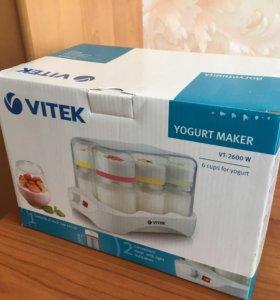 Йогуртница VITEK VT-2600 W