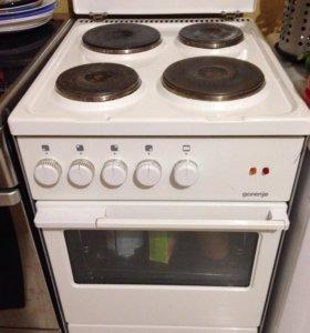 Кухонная плита gorenie