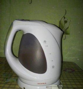 Чайник электрический Supra