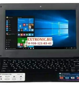 10.1' Ноутбук Irbis NB10 черный