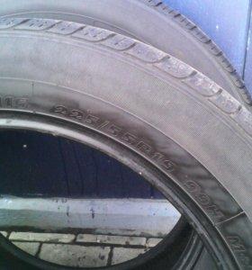 колеса 225 55 р19