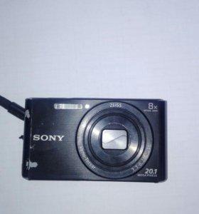 Sony dsc w830.
