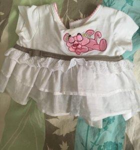 Детская стильная рубашка