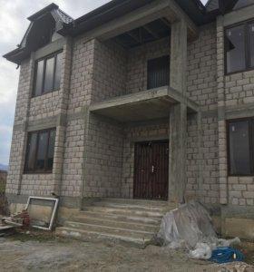 Дом в В.Ауле общей площадью 300 кв м