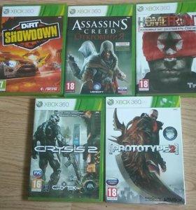 Игры для Xbox 360 (лицензия)
