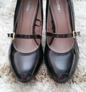 Туфли женские, размер 39
