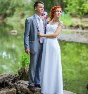 Платье свадебное (Италия)