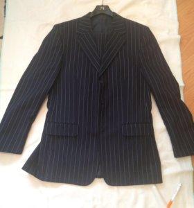 Мужской костюм 52 размер Италия