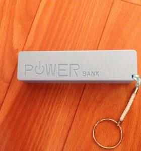 PowerBank 2500 mAh blue