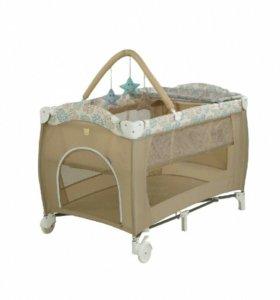 Манеж кровать Lovely baby