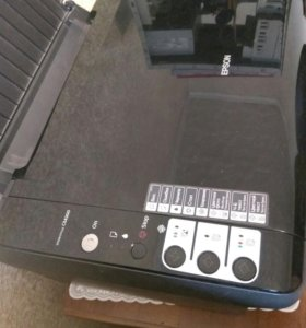 Принтер, копир, сканер Epson stylus cx 4300
