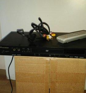 DVD проигрыватель pioneer DV-500K-К
