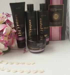 Набор средств для всех типов волос