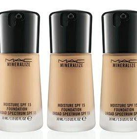 Тональная основа Mac Mineralize