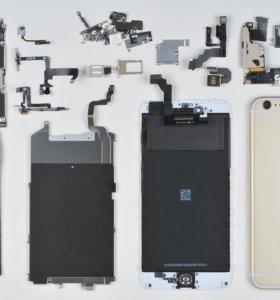 Запчасти к iPhone (почти все модели)