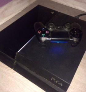 PlayStation 4 + 11 игр