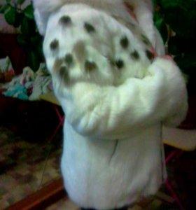 Шубка кролик