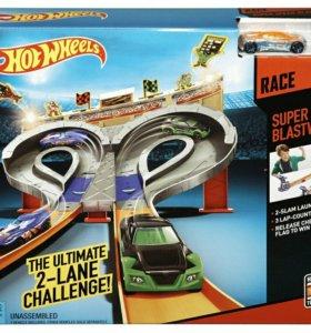 Hot Wheels супер гонка