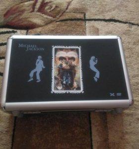 Диски DVD Майкла Джексона