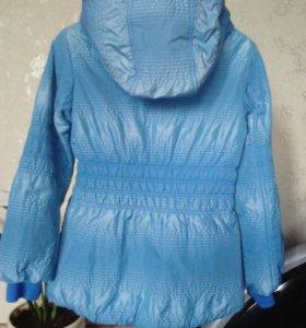 Куртка для девочки на весну