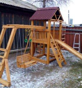 Детская игровая площадка (городок2)