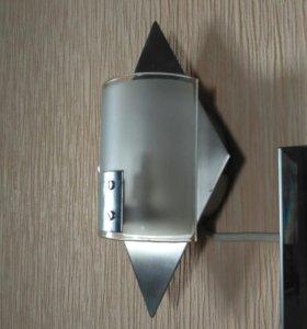 Настенный светильник (Бра) под патрон G9