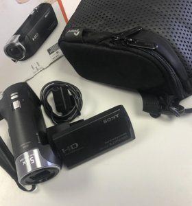 Видеокамера Sony HDR CX240Е