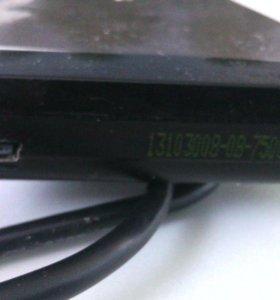 Переносной жёсткий диск на 750 г