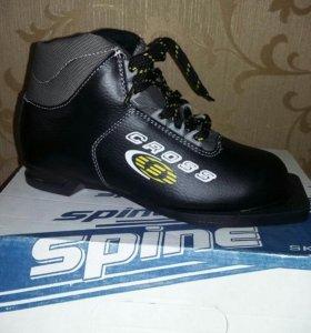 Ботинки лыжные 31 разм