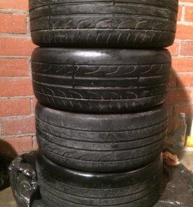 Летняя резина Dunlop Sport Maxx 195/50 р15
