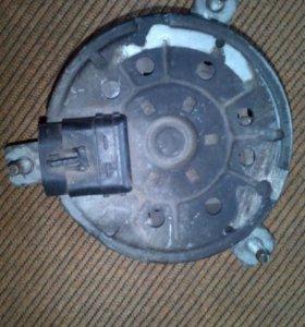 Мотор вентилятора радиатора Bosch