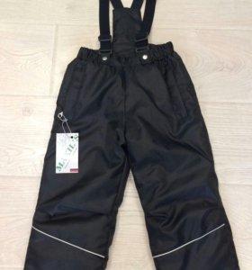 Полукомбенизон - брюки