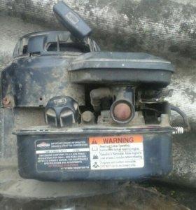Мотор на мотоблок BRIGGS& STRATTON CLASSIC 35.