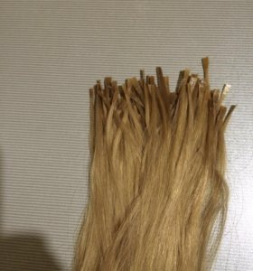 Наращивание волос (горячее капсулирование )