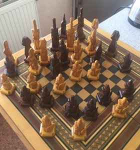 Нарды + Шахматы