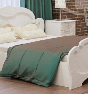 Кровать двухспальная МАРИЯ!
