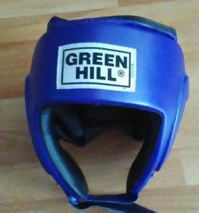 Шлем green hill