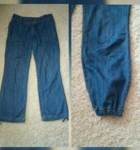 Джинсовые брюки Oodji