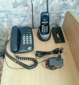 Стационарный телефон sanyo