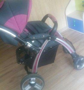 Детская прогулочная коляска ABC Design