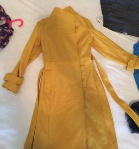 Пальто новое шерстяное, заказывала через интернет